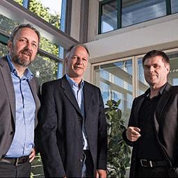 Gerhard Gerdes, Axel Albers, Dr. Knud Rehfeldt | Deutsche WindGuard